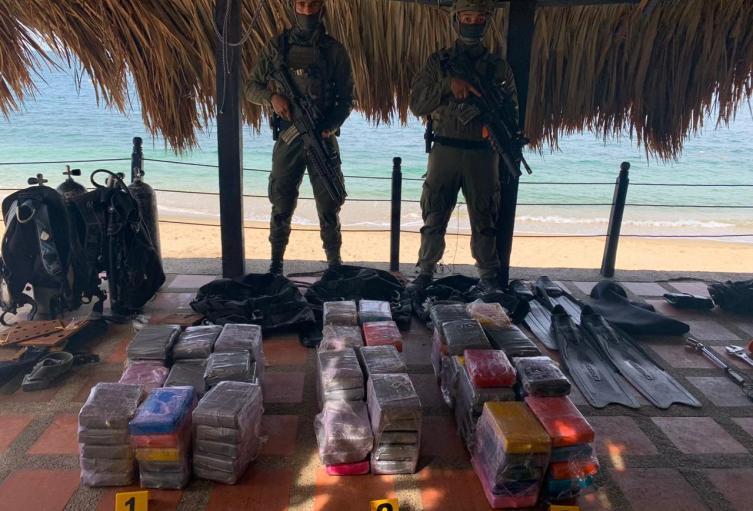 Operativos, Policía, Playa Blanca, Santa Marta, Fiscalía