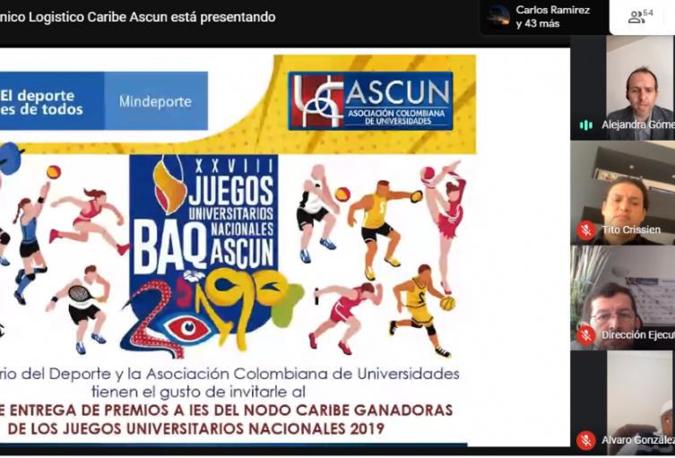 Deportes, Santa Marta, Magdalena, MinDeportes, Unimagdalena