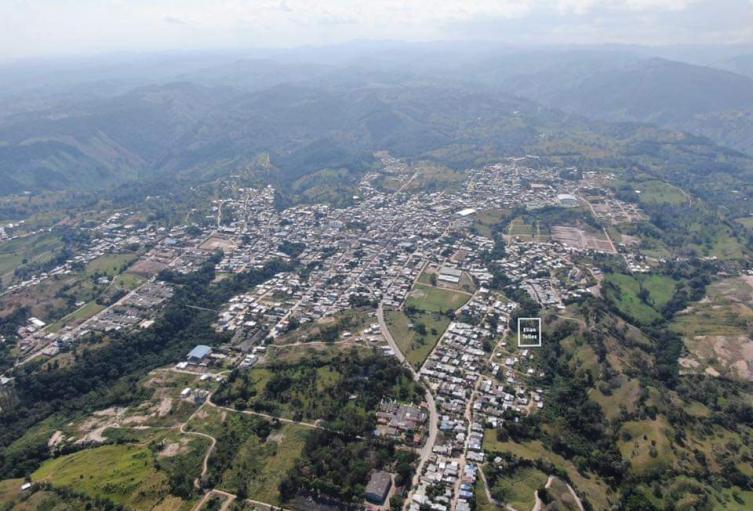 Santa Rosa, Sur de Bolívar
