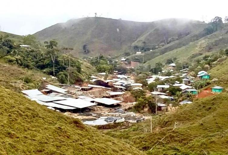 Según las investigaciones el joven de 20 años es oriundo de Jurado, Chocó.