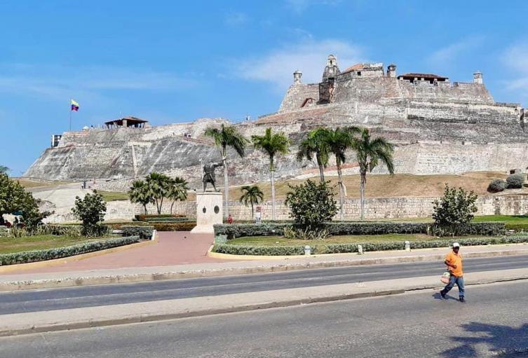 Así lo anunció el alcalde de Cartagena William Dau Chamatt