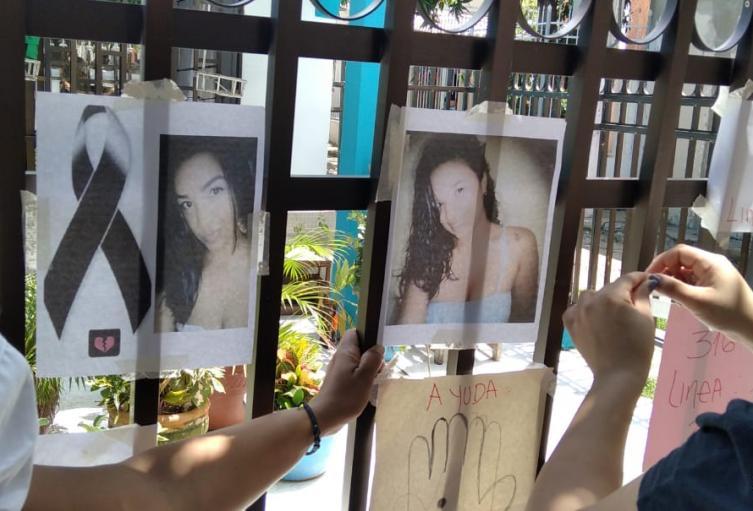 Daniela Espitia habría sido asesinada por su expareja.