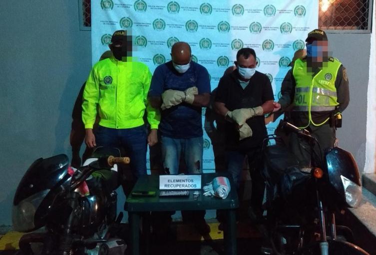 Capturados dos presuntos asesinos de un ganadero en San Pedro, Sucre.