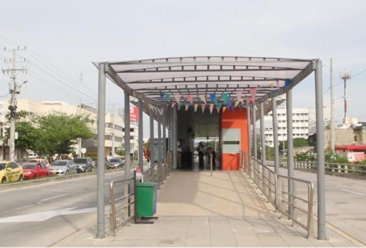 Centro Uno es una de las estaciones