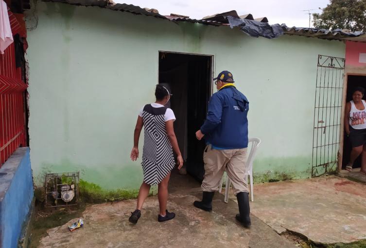 La atenderá la Oficina Asesora para la Gestión del Riesgo de Desastres (OAGRD),