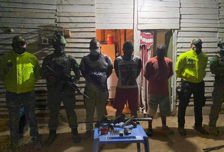 """Autoridades desarrollaron varios operativos para lograr la captura de nueve presuntos integrantes de los """"Pachencas"""""""