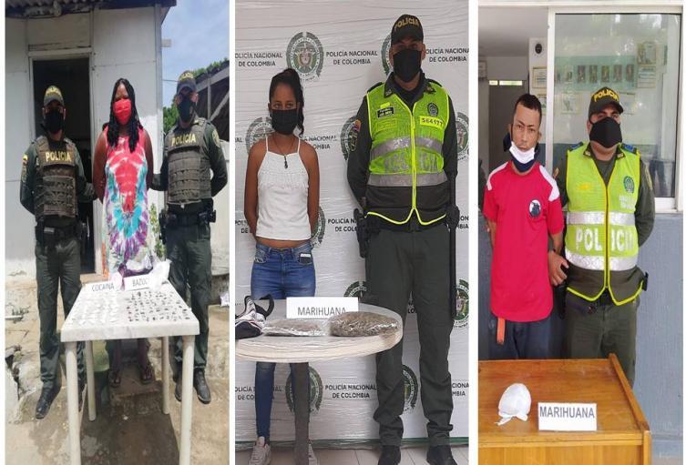 Operativos de la Policía