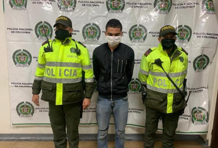 Presunto asesino de mujer en Barranquilla