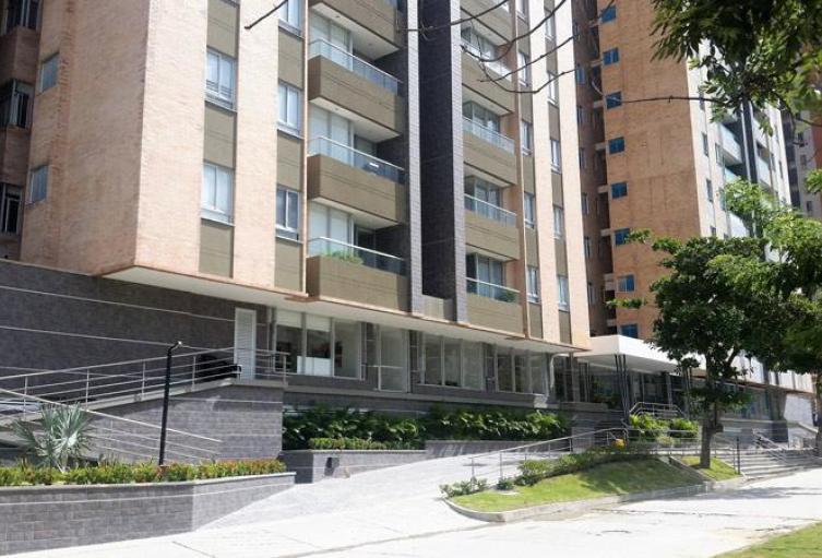 Edificio La Ría, en Barranquilla