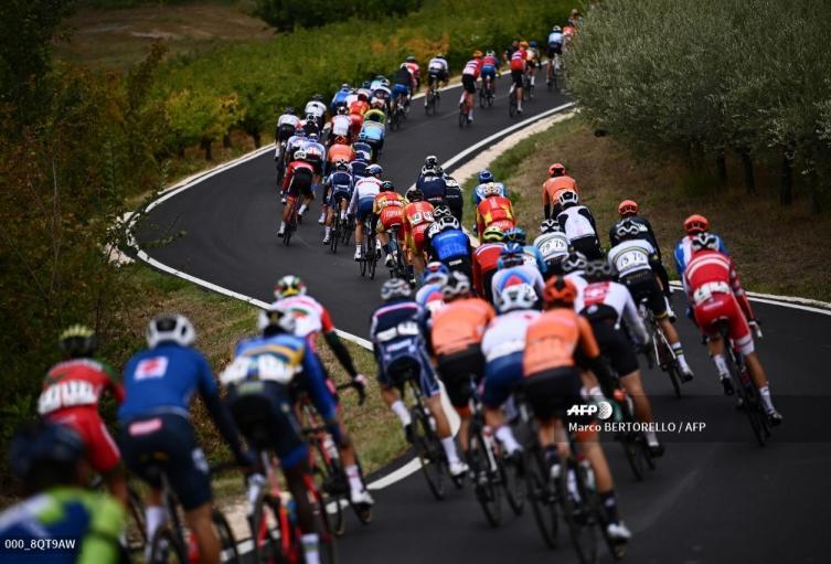 Mundial de ciclismo 2020