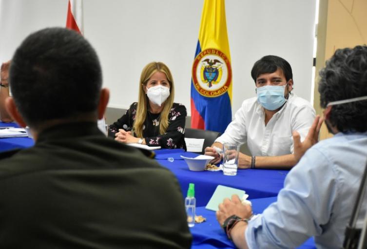 Atlántico y Barranquilla estrategia para vencer la pandemia