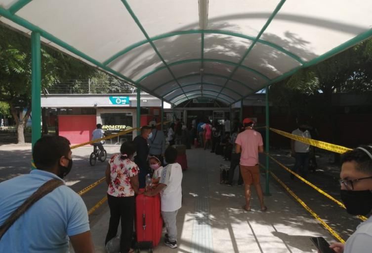Inició operaciones terminal de transporte de Soledad