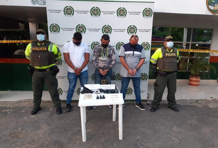 capturan a delincuente que se hacía pasar por agente de la UNP