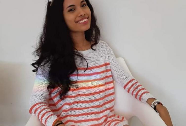 Roxana Angélica Salcedo García, joven desaparecida