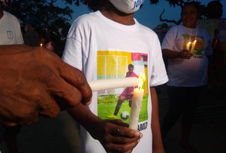 velatón en Cartagena