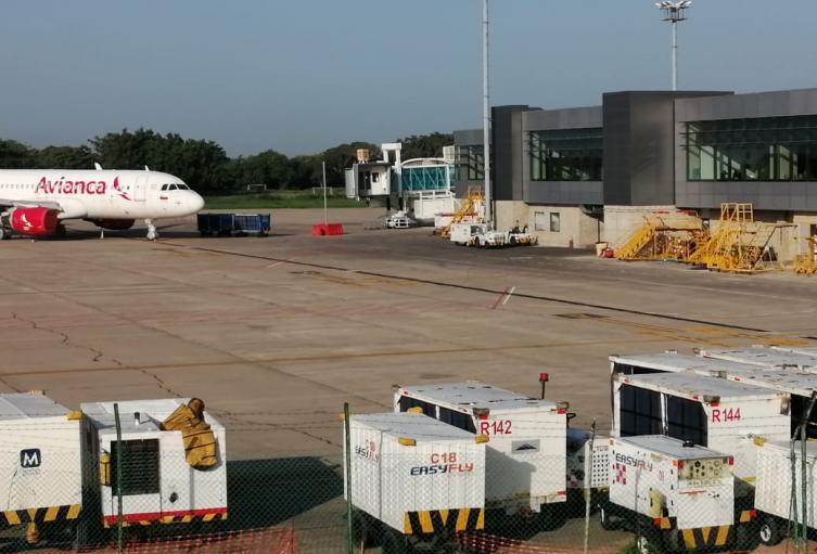 Los vuelos internacionales serán desde el 1 de octubre.