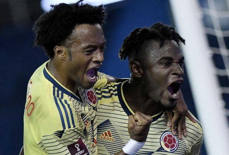 Selección Colombia, Eliminatorias Qatar 2022