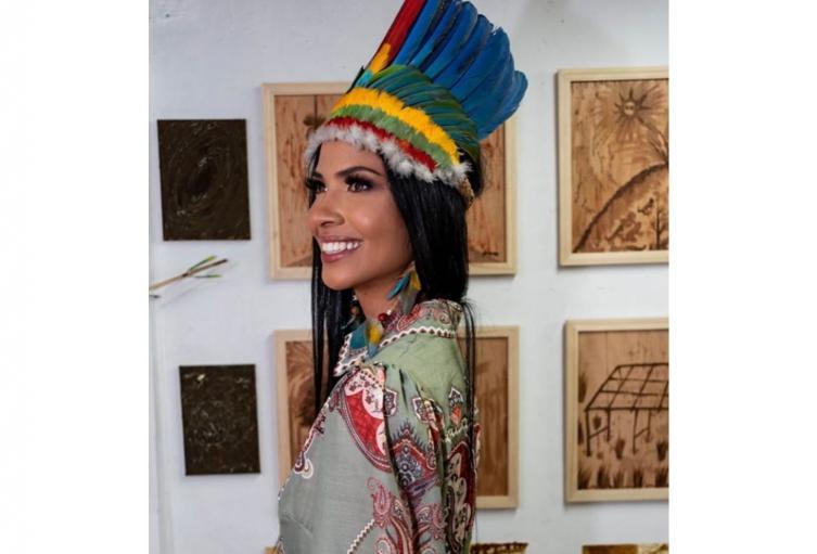 Dayana Cárdenas ya no será Miss Amazonas