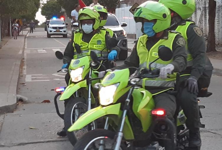 Operativos contra la criminalidad