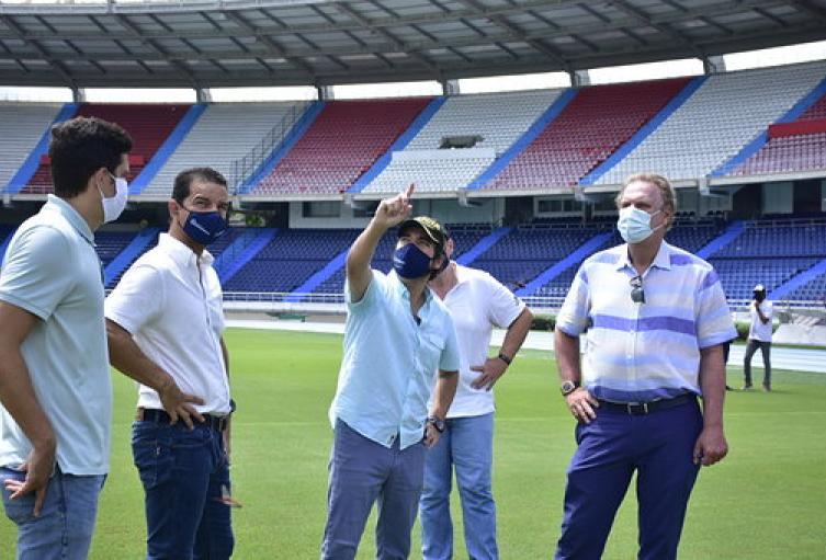 Solicitan ingreso de público al estadio Metropolitano