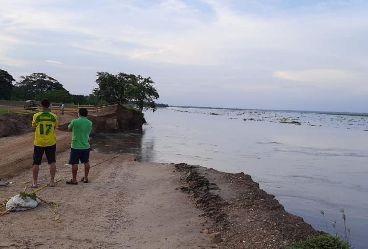 Erosión, Magdalena, Departamento, Salamina, El Piñón