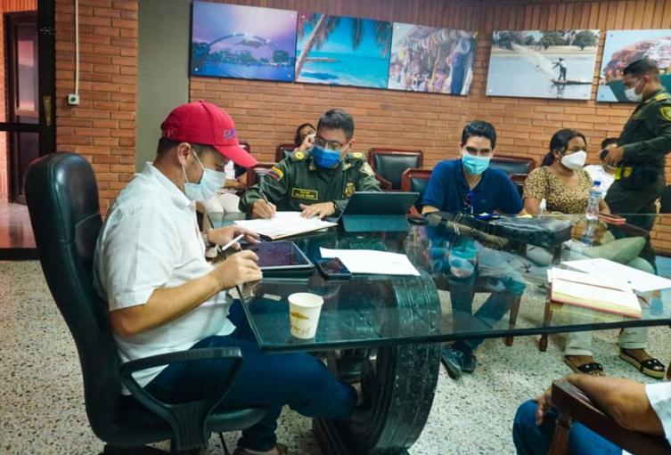 En concejo de Seguridad: Gobernador de Sucre manifestó que el departamento tiene que ser garante para que líderes sociales puedan ejercer su labor