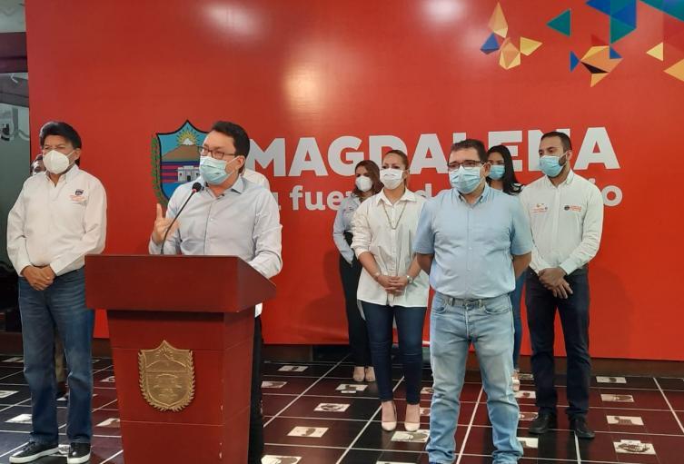 Caicedo asegura que el director Nacional de Planeación estaría uniéndose para evitar proyectos para el Magdalena