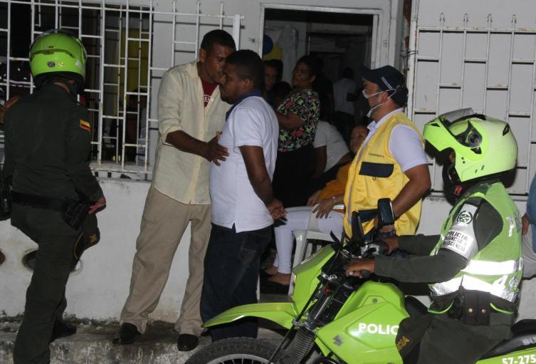Los operativos se han desarrollado en las cinco localidades de Barranquilla.