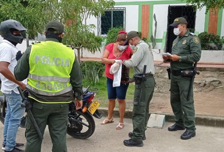 Policía, Operativos, Magdalena, Fundación, Zona Bananera