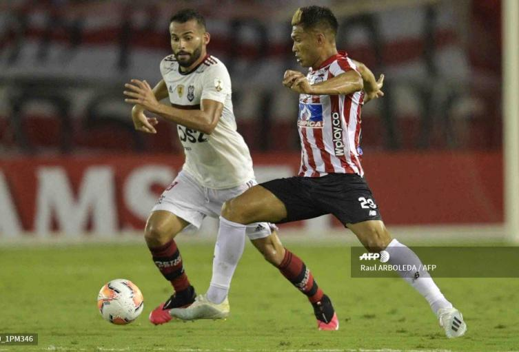 Junior, Flamengo