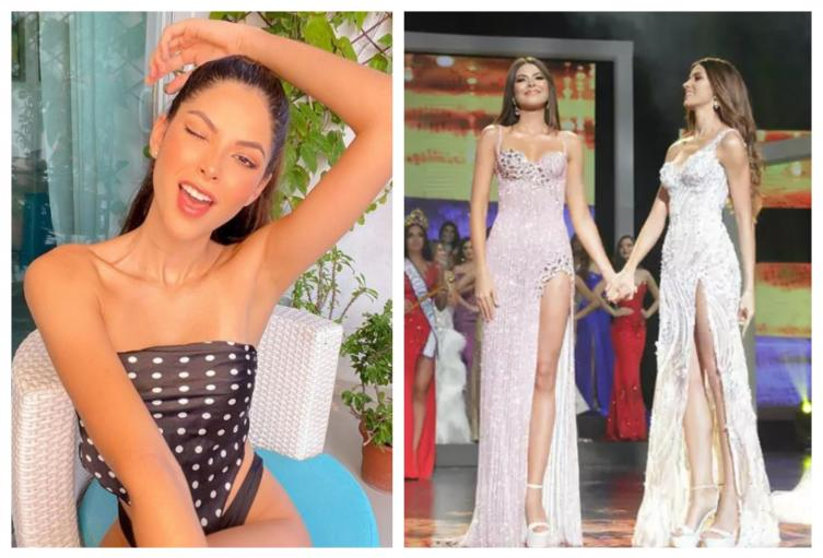Laura Olascuaga, Miss Bolívar cuando participó en Señorita Colombia 2018