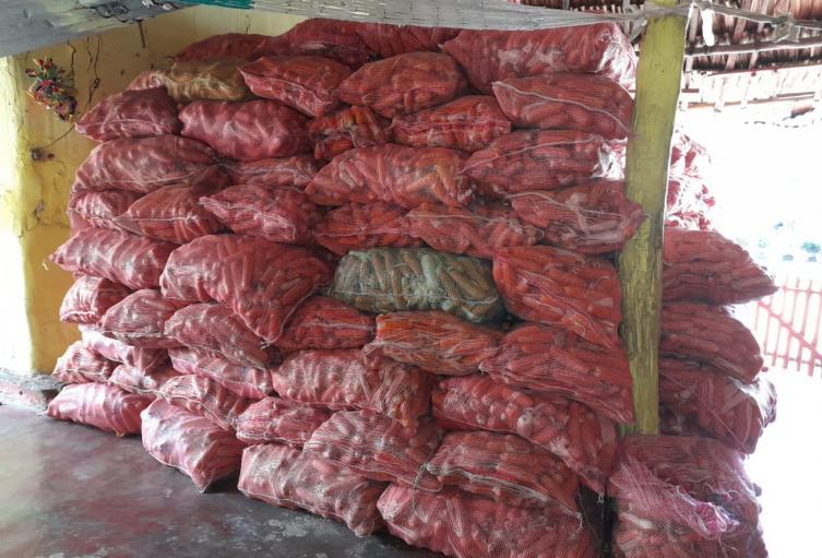 Los agricultores exigen garantías para la comercialización.