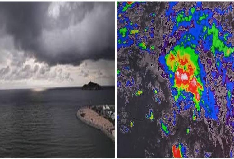 Se esperan lluvias las próximas 48 horas