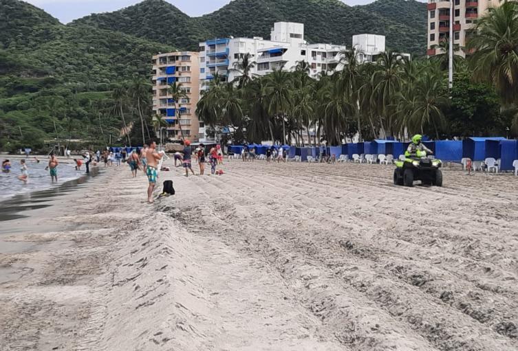 Santa Marta entre los mejores destinos en esta semana de receso escolar