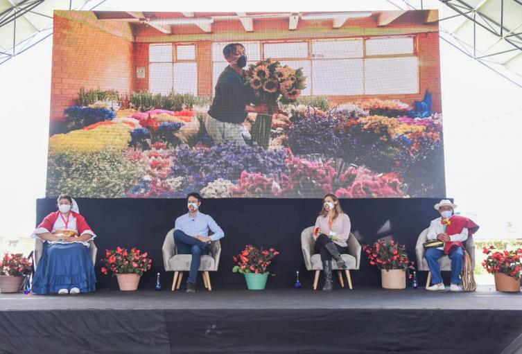 Presentación de la Feria de las Flores 2020