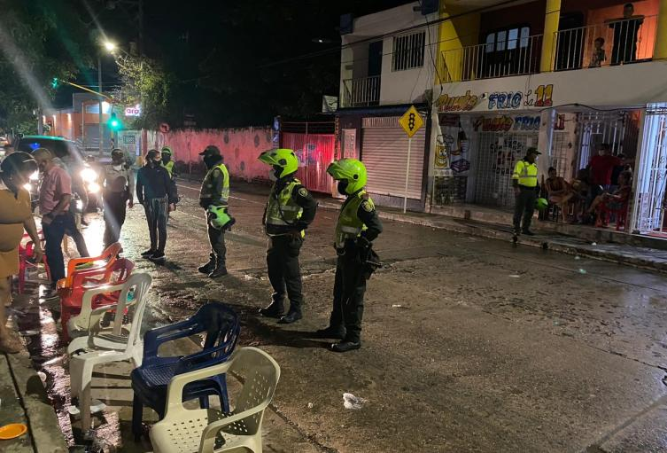 Distrito, Santa Marta, Magdalena, Operativos