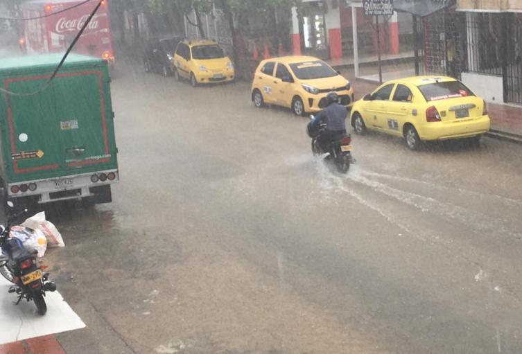 Advierten por incremento de lluvias