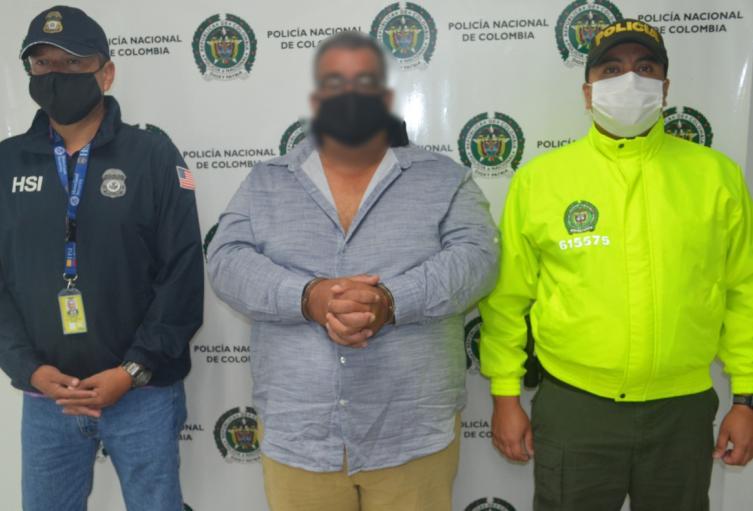 Alias 'El Gordo' fue capturado por el delito de Demanda de Explotación Sexual Comercial con Persona Menor de 18 años.