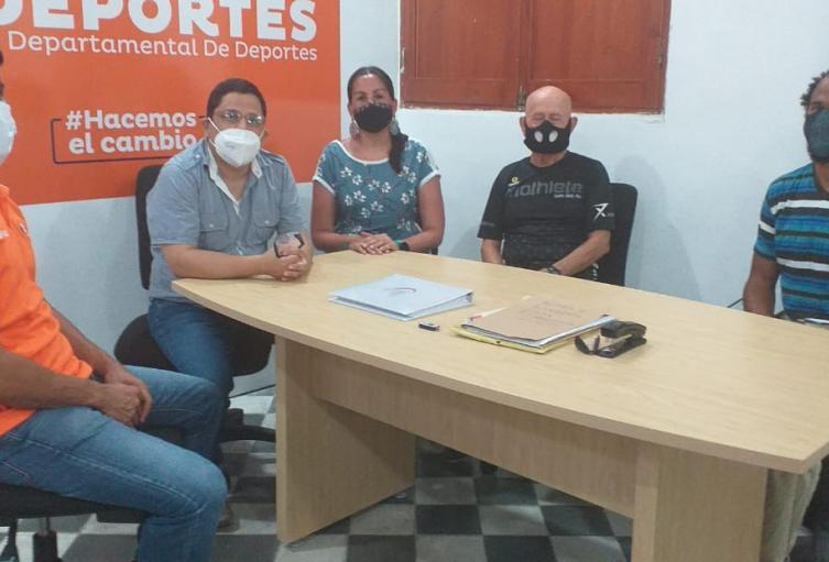 Deportes, Santa Marta, Magdalena, Indeportes