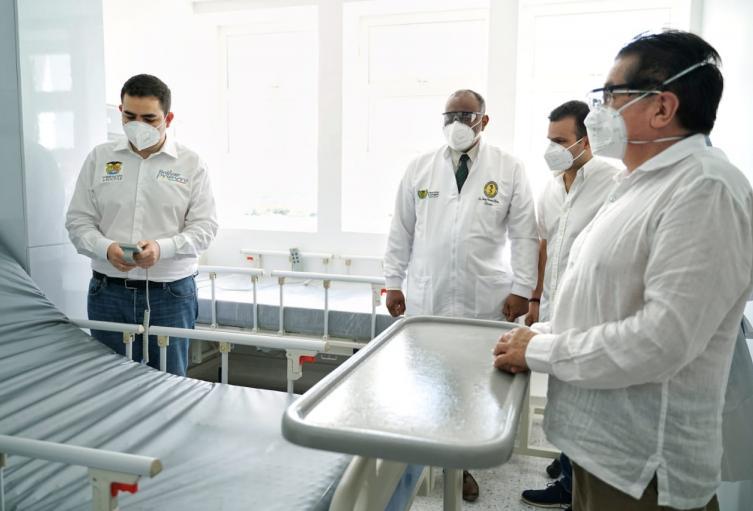 Hospital Universitario del Caribe: primer centro médico en recibir bonificación por atención al Covid-19