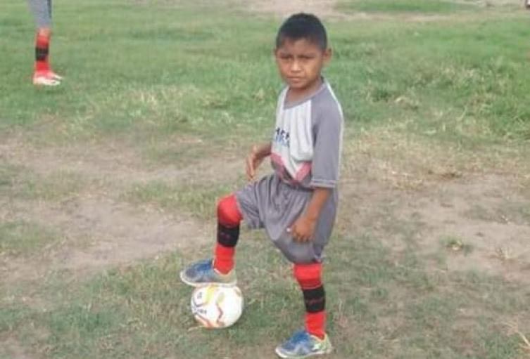 Israel Barliza, el niño narrador Wayúu