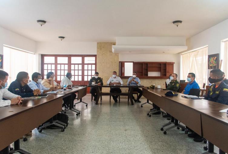 Consejo de seguridad para analizar situación de lideres de Colombia Humana