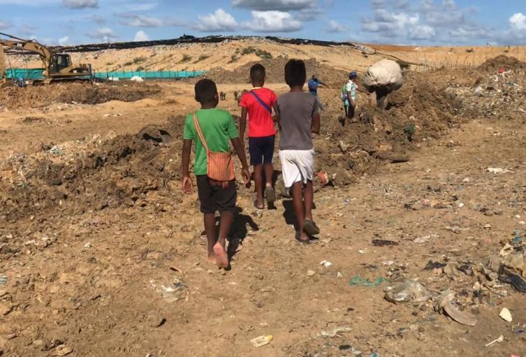 Basurero genera contaminación en comunidades indígenas