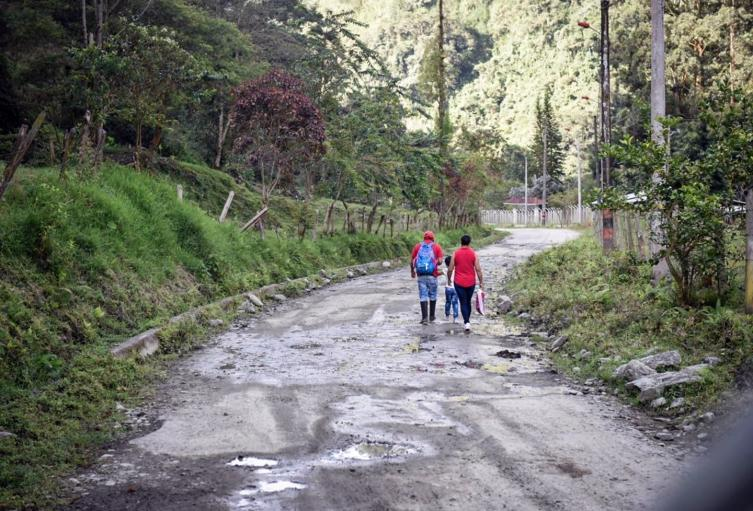 Zona Rural de Ibagué