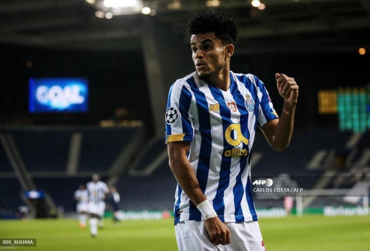 Luis Díaz - Porto 2020