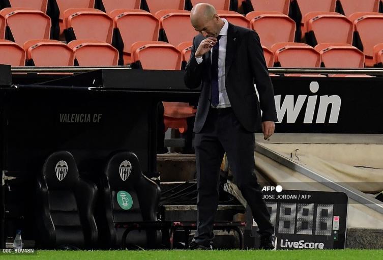 Real Madrid, Zidane