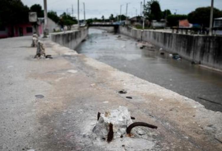Barranquilla afectada por arroyo