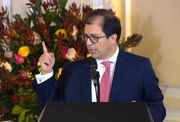 Fiscal General Francisco Barbosa