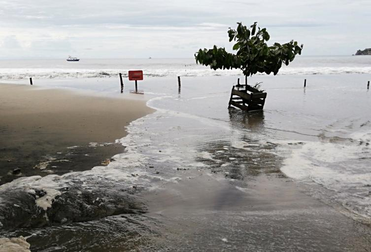 Varios municipios afectados sobre la troncal del caribe, alertaron a las autoridades