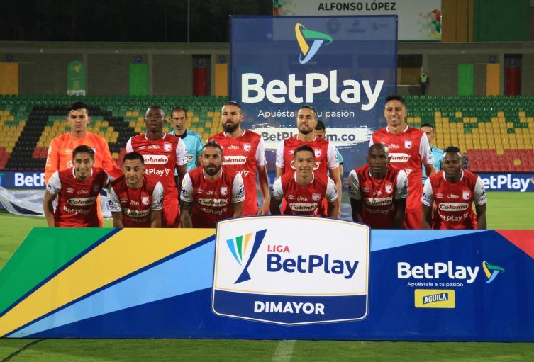 Atlético Bucaramanga vs Independiente Santa Fe